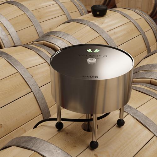 winegrid bp1010 on barrel